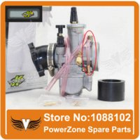 Wholesale OKO PWK Carburetor mm With Power Jet Motorcycle Racing Carburetor cc cc cc GY6 Dirt Pit Off Road Motocross Bike