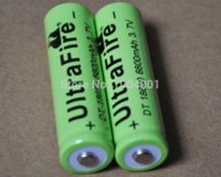 alkaline ion - Updated Ultrafire MAH ICR V battery Li ion rechargeable lithium ion cell for laser led flashlight torch