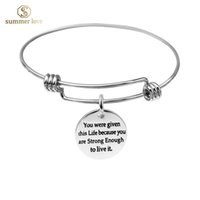 inspirational jewelry - Famous brand jewelry style alex and ani bracelet inspirational bangles women stainless steel top quality fast shipping