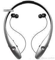 Wholesale HBS HBS800HBBluetooth Earphone Tone Neckbands Wireless Stereo Earphones HBS HBS Bluetooth V4 Sport Headphone Headset