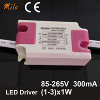 Wholesale 1 W DONE high quality LED driver led power supply Input AC85 V Hz Output DC2 V mA Applied to downlight panel etc