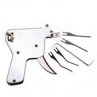 Wholesale Strong Lock Pick Gun Locksmith Tool Door Lock Opener UP Pick Gun Tool with Lock Pick Mini Tools