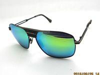 aluminum copper - DITA AKMADA DR High quality brand designer fashion men s fashion sunglasses female models retro style UV380 with original box free shippin