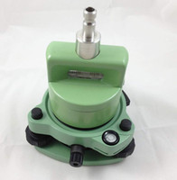 adapter leica - Retail Brand NEW Green THREE JAW Tribrach Precise Adapter with optical plummet for Leica TOTAL STATION
