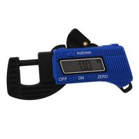 Wholesale Precise Electronic Digital LCD Thickness Caliper Gauge Meter Tester Micrometer