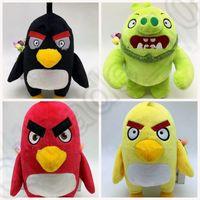baby bag tags - KKA103 inch Birds BEAN BAG Bird Plush Stuffed ANIMAL TOY DOLL Stuffed Plush with Tags Birds Baby Dolls super soft Toys