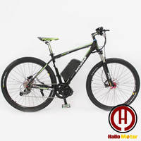 Wholesale New inch inch v w eight fun Mid Drive Motor eBike electric mountain bike high power electric bicycle