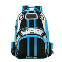 automobile modeling - Automobile modeling fashion school bag primary school students school bag shoulder large capacity waterproof burdens backpack