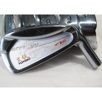 Wholesale New Golf head PREMIUM TN300 Forged Golf irons heads set P Golf Clubs head No shaft