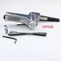 air belt sanders - High Quality MM Pneumatic Belt Sander Air Grinding Machine Polisher Tool