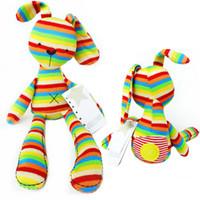 baby bunnies games - Mamamiya papas Baby Kids cm large bunny Rabbit Sleeping Comfort Doll Children s Cute plush Toys lovely animal brinquedos