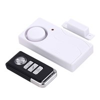 alarm diy - Wireless Entry Alarm Home Door Window Burglar DIY Safety Security Alarm System Magnetic Sensor Remote Control