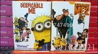Wholesale set paper collective comic moive Despicable Me poker card celebrity playing cards