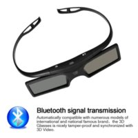 Nuevos vidrios activos del obturador 3D de Bluetooth para Samsung / Panasonic para los vidrios 3D de los vidrios de Sony 3DTVs Universal TV con el bluetooth