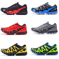 bands blue - Original Sale Mens S LAB FELLCROSS Trail Outdoor climbing Running shoes waterproof Black White Green Blue Pink