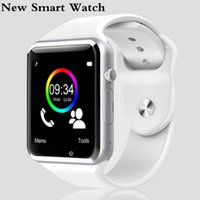 age news - 2016 News smartwatch Bluetooth Smart Watch Wrist Watch Men Sport watch for Apple iPhone Samsung S4 Note Note HTC Android IOS Phone