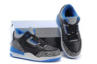airs birthday - Cheap Kids Basketball shoes Youth Sports Shoes JD3 Authentic Boys Girls Track shoes Children Christmas Gift Birthday Gifts