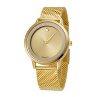 venda por atacado china watches-relógio de luxo 2.016 China marca de pulso relógio digital impermeável Moda Alloy Analog aço inox Marca Relógio Para Belbi