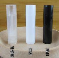 Wholesale 2016 ml Cosmetic Empty Chapstick Lip Gloss Lipstick Balm Tube Caps Container
