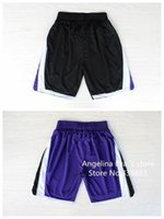 basketball sacramento - Sacramento Basketball Shorts Sacramento Cousins Gay Purple Black Basketball Shorts Size S XXL
