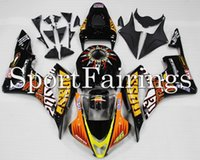 Wholesale New Hot Injection Mold ABS Motorcycle Fairing Kit Fit For Honda CBR600RR F5 Bodywork Cowlings cool repsol