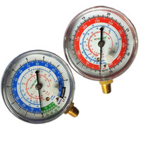 air conditioner brands - One Pair A C Air Conditioner R404A R134A R22 Refrigerant Low amp High Pressure Gauge PSI KPA Brand New