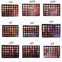 Wholesale 2016 Morphe eyeshadow Morphe color eyeshadow Natural Matte Eyeshadow palette C E W P T O N k DHL
