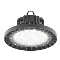 Wholesale Round UFO LED High Bay Light Meanwell Driver LED Warehouse Lamp Years Warranty LED Industrial Lighting Fixtures W W