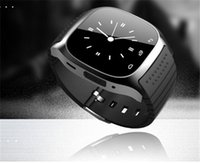 Wholesale 2016 Bluetooth Smart Watches M26 for iPhone S Samsung S5 S4 Note HTC Android Phone Smartwatch for Men Women Factory Price