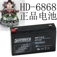 Wholesale Promotion of up to HD single drive dual drive battery storage battery warranty for half a year children s electric car parts