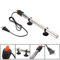 Wholesale 200w Aquarium Fish Tank Heater Submersible Thermostat for Tropical Tank