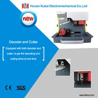 automatic machine services - China auto locksmith tools modern automatic key cutting machine SEC E9 multiple languages with best after sales service