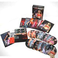 Wholesale 2016 Best Price Jillian Michaels BODYSHRED Workout DVD Base Kit BONUS DVD DVD INCLUDED Fitness workout BRAND NEW Fast DHL