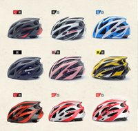 Wholesale New Giant Cycling Helmets Nice Colour Cycling Hat Safe Helmet Cycling Wear Bike Helmet Bicycle
