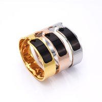 Wholesale 2016 Fashion High Quality Stainless Steel Style Bracelets Jewelry Luxury Brands Bangle For Women Bracelets Letter Love Jewelry