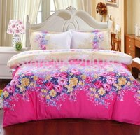Wholesale Printing Home Textiles Diamond velvet Printing Home Textiles Bedding Set