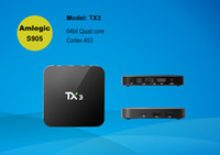 android set top box price - Competitive Price Android Media Box Android Amlogic S905X Penta Core GB TX3 Android SmartTV Box in Set Top Box