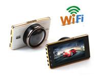 Wholesale 3 Inch Car DVR Vehicle Wifi Camera DVR Dash Cam G Sensor Degree P Dash Camera