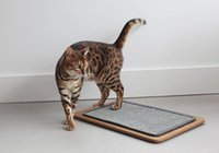 Wholesale Pet Maniacs Flat Cat Scratcher BASICS Collection Cat Scratcher