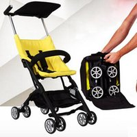 Wholesale Lightweight umbrella car portable folding baby stroller travel trolley bugaboo poussette carro bebe cochecitos de bebe by