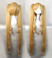 Cheap Long curly hair wig Best Half Wig