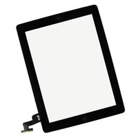 Wholesale For iPad iPad iPad Touch Screen Glass Digitizer replacement best quality Home Button Camera Holder Adhesive free DHL shipping