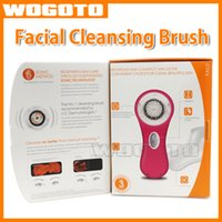 facial massager - 2016 Hot Face Cleaner Brush Facial Skin Cleaner Facial Face Massager Skin Care Facial Cleansing Brush VS PMD Nuface Alpha Fit