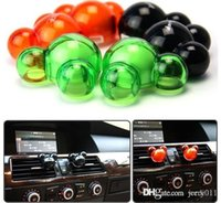 Wholesale Candy Color x Mickey Mouse Shape Fragrance car Vent Air Freshener outlet Perfume Diffuser Auto accessories original XS08