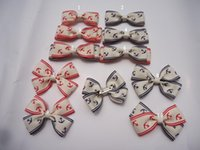 african baby shoes - women Screw ribbon bow brooch corsage baby shoes caps bag collar tie Pin garment accessories