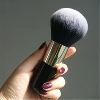 big black mushroom - Pro Big Powder Brush Loose Mushroom Makeup Brushes New Fashion Special Hot Make up Brush DHL