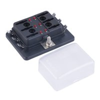Wholesale Way Circuit Car Automotive ATC ATO Fuse Box For Middle Size Blade