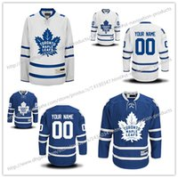 Wholesale Cheap NEW Custom Toronto Maple Leafs Men s Women Kids High Quality Customized Home Hockey jersey