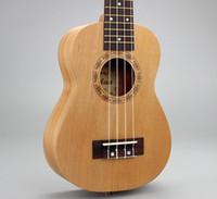 Wholesale 21 quot Ukulele Acoustic guitar Rosewood Fretboard strings guitarra musical instruments
