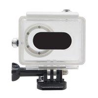 Wholesale Xiaoyi case Original Xiao Mi Yi Action Sport Camera House Box Diving Sports Waterproof Box Xiaomi Yi Accessories